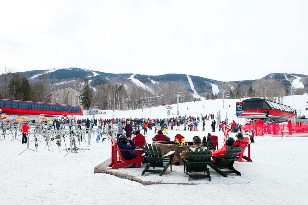 The 5 Best Ski Resorts in New England