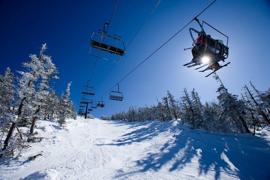 Sugar Loaf Chairlift