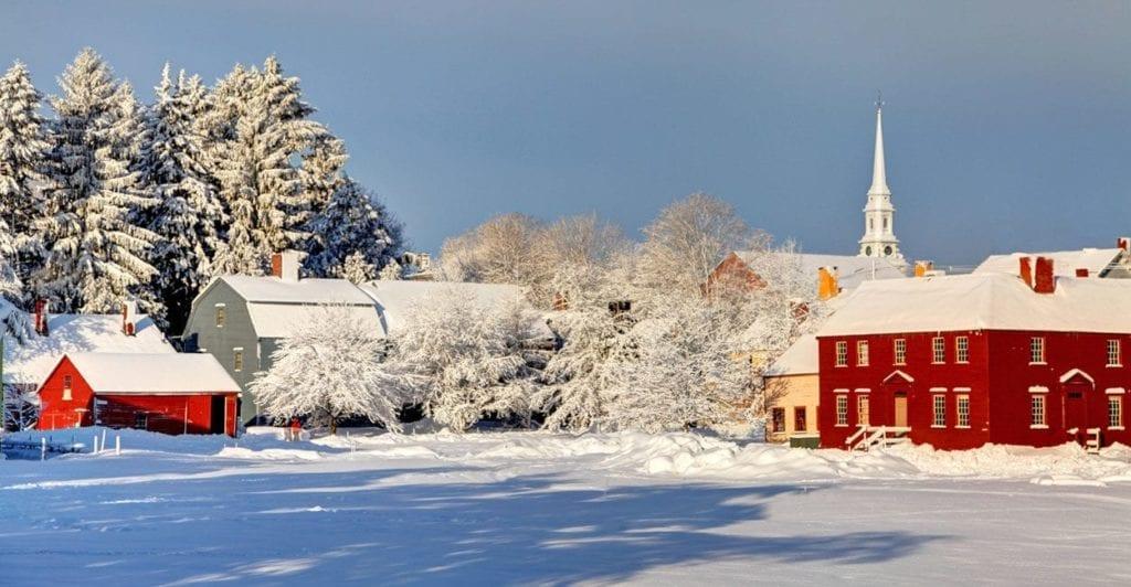 Top 10 New Hampshire Winter Activities - Explore New England